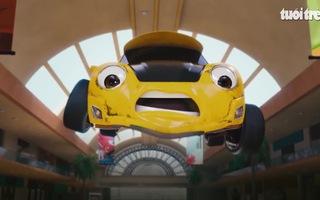 Siêu xe đại chiến - phim hoạt hình cho gia đình mùa Halloween