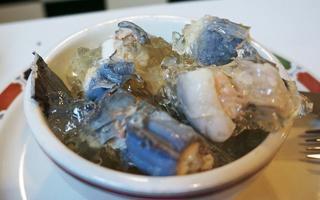 Thạch lươn: Món ăn truyền thống kì lạ của người Anh