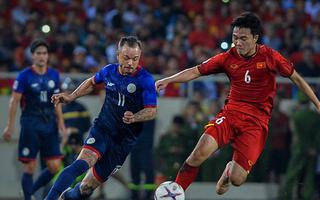 Kết quả trận đấu Việt Nam 2-1 Philippines: Chiến thắng ngọt ngào