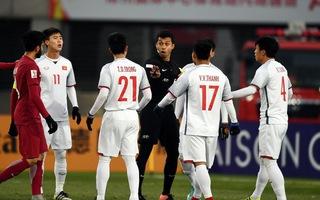 Xem lại những quyết định khó hiểu với U23 VN của trọng tài Muhammad Taqi
