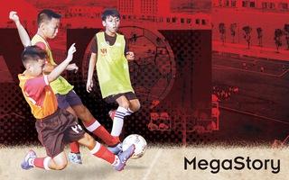Một ngày ở lò bóng đá hàng đầu châu Á
