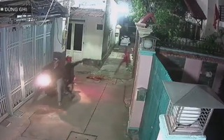 'Cẩu tặc' chĩa súng điện bắn gục chó và dọa bắn người phát hiện