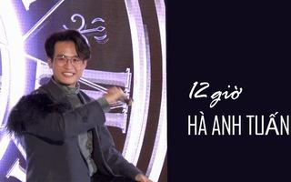 Khán giả phấn khích nghe Hà Anh Tuấn hát 12 giờ