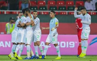 Triều Tiên bị Saudi Arabia 'vùi dập' tại Asian Cup với 4 bàn thắng