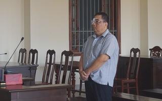 Tham ô 135 triệu đồng, nguyên chi cục trưởng thi hành án lãnh 3 năm tù