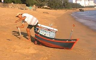 Độc đáo cách câu cá thời… công nghệ