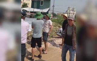Hải Phòng: Băng nhóm giang hồ kéo nhau đi chiếm đất