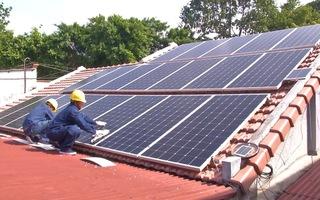 TP.HCM muốn đẩy mạnh phát triển điện mặt trời trên mái nhà