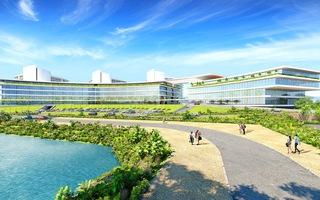 Có gì trong 'tổ hợp y tế 3 trong 1' sớm đi vào vận hành ở Hà Nội?