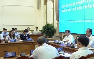 Chủ tịch UBND TP.HCM Nguyễn Thành Phong yêu cầu xử nghiêm xây dựng không phép