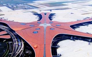 """Trung Quốc khai trương """"siêu sân bay"""" tại Bắc Kinh"""