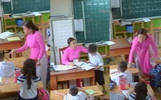 Video: Lời kể của phụ huynh quay clip cô giáo chủ nhiệm đánh học sinh