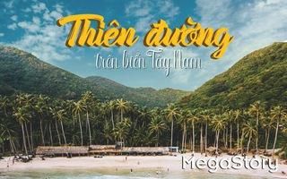 Kiên Hải - 'vịnh Hạ Long' trên biển Tây Nam