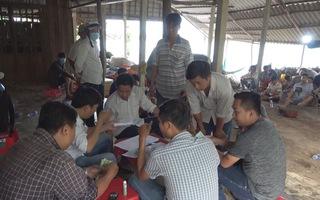 Triệt phá trường gà lớn tại Tiền Giang, thu giữ 130 triệu đồng