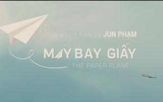 Jun Phạm làm phim ngắn Máy bay giấy cho Vết sẹo cuộc đời 9