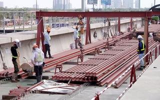 Mức đầu tư dự án metro số 1 sẽ giảm 3.400 tỷ đồng