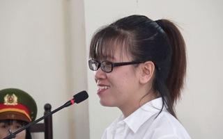 Bị cáo Nguyễn Huỳnh Tú Trinh liên tục quanh co, ngoan cố