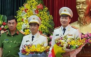 Điều động giám đốc Công an Đắk Lắk về làm giám đốc Công an Đồng Nai