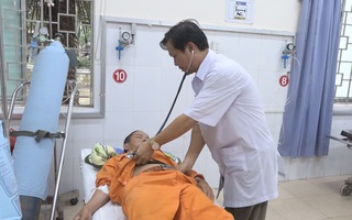 11 công nhân bị điện giật ở Quảng Ngãi: chuyển 5 bệnh nhân lên tuyến trên