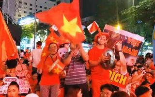 Vỡ òa cảm xúc U22 Việt Nam giành HCV bóng đá nam SEA Games 30