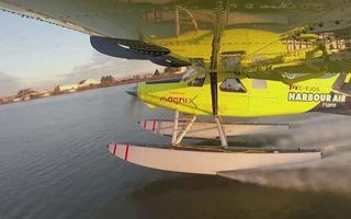 Thử nghiệm máy bay thương mại chạy điện đầu tiên trên thế giới