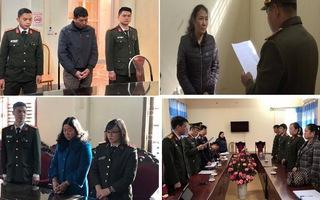 Khởi tố thêm 4 người đưa - nhận hối lộ vụ gian lận thi cử Sơn La