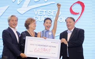 Ngô Thanh Vân kêu gọi gây quỹ hơn 14,5 tỷ qua Vết sẹo cuộc đời 9