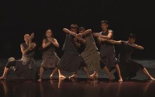 """Thưởng thức vở múa Đa Thức – """"một bài thơ"""" về sự chuyển động"""