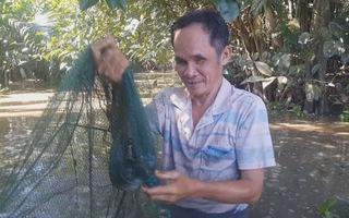 Ông mù sạ lúa, bắt cá nuôi ước nguyện làm việc thiện
