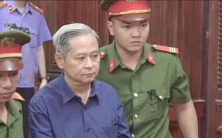 Video: Bắt đầu xét xử ông Nguyễn Hữu Tín, nguyên phó chủ tịch UBND TP.HCM