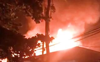 Video: Cháy nhà trọ ở Phú Quốc, 2 du khách nước ngoài thiệt mạng