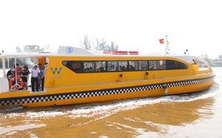 Buýt sông, tàu cao tốc đồng loạt tăng chuyến phục vụ Tết Canh Tý