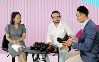 Cách phối trang phục với giầy da cho dân công sở
