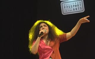 Mapei chinh phục khán giả Việt Nam bằng giọng hát đầy nội lực