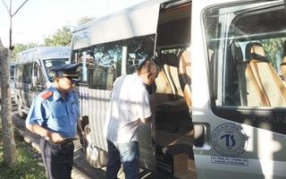 TP.HCM tổng kiểm soát xe đưa rước học sinh