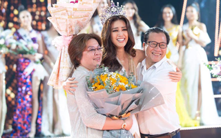 Giải trí 24h: Ba mẹ của hoa hậu Khánh Vân bật mí cách dạy con
