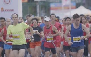 Nguy cơ sốc nhiệt, đột tử trên đường chạy marathon