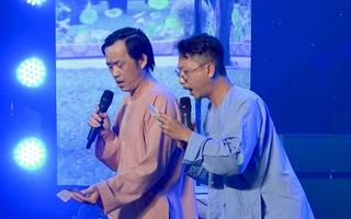 Hoài Linh, Hứa Minh Đạt khiến khán giả cười thích thú trong hài kịch Tấm vé số độc đắc