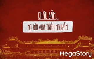 Châu bản triều Nguyễn và 10 đời vua xưa