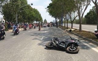 Mô tô va chạm xe máy, 3 người thương vong
