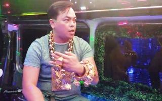 """Công an mời """"đại gia"""" đeo vàng nhiều nhất Việt Nam lên làm việc"""