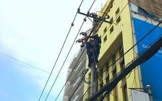 Sử dụng điện tăng kỉ lục, điện lực TP.HCM kêu gọi người dân tiết kiệm