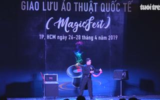 Lần đầu tổ chức giao lưu ảo thuật quốc tế tại Việt Nam