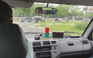 Sẽ giám sát thi bằng lái xe bằng camera