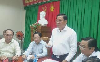 Vụ ông Trịnh Sướng làm xăng giả: UBND tỉnh Sóc Trăng nhận trách nhiệm yếu kém