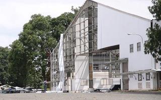 Sửa mái tôn nhà máy, một công nhân ngã tử vong