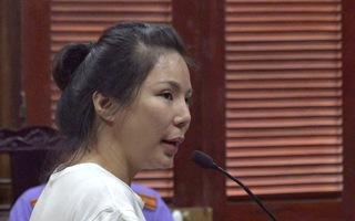 Vợ bác sĩ Chiêm Quốc Thái lãnh 1 năm 6 tháng tù