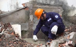TP.HCM bắt đầu lấp các giếng khoan, hạn chế sụt lún