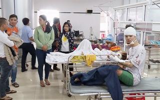 Vụ lật xe khách ở Đắk Lắk: xe chạy sai lịch trình đăng kí