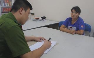 Làm giấy tờ công dân cho người phụ nữ trở về sau 24 năm bị bán sang Trung Quốc